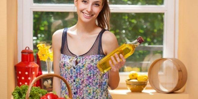 صورة ريجيم زيت الزيتون والماء , فقد الوزن بطريقة امنه