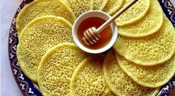 صورة طريقة عمل البغرير , اشهي الحلويات المغربية الشهيره