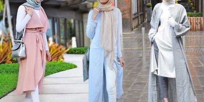 صورة البسة محجبات تركية , احدث لبس للمحجبات التركية