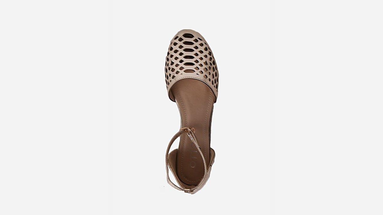 صورة احذية صيفية بدون كعب , اظهرى جمال قدمك بدون كعب