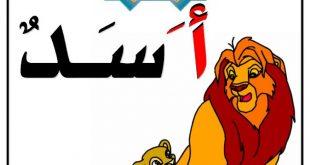 صورة كتابة الحروف العربية للاطفال , علم طفلك الابجديه العربيه