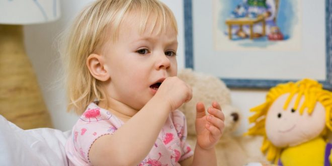 صورة علاج الكحة الجافة للاطفال , طرق علاج السعال