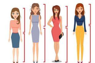 صورة طول البنت المناسب , لا تخجلي من طولك بعد اليوم