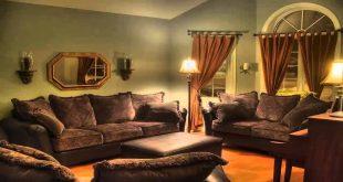 صورة دهان غرف ضيوف , جددي لون غرفة ضيوفك بالوان خلابة