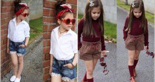 ملابس اطفال للبنات , دلعي طفلتك مع ارق التصميمات