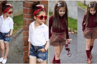 صورة ملابس اطفال للبنات , دلعي طفلتك مع ارق التصميمات