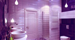 صورة احدث تصاميم الحمامات , ديزاين حمام على ذوقك