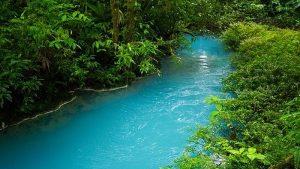 اين يقع نهر الخل , عجائب النهر المالح