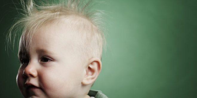 صورة اسباب عدم نمو الشعر عند الاطفال , ابنى شعره خفيف