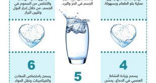 صورة شرب الماء بعد الاكل , احذر من شرب الماء لهذه الاسباب