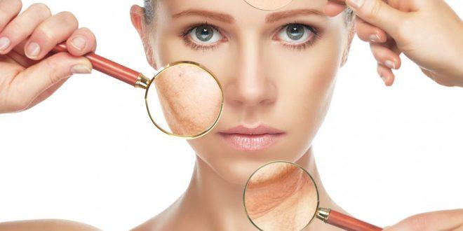صورة جفاف بشرة الوجه , بشرة متغذية وناعمة