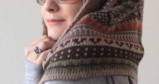 حجاب عصري وانيق , حجابك بشكل تاني