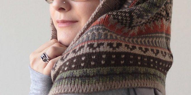 صورة حجاب عصري وانيق , حجابك بشكل تاني