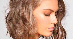 صورة شعر ويفي قصير , تمويجة تجنن لشعرك القصير