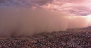 صورة تفسير حلم عاصفة غبار , الغبار في المنام وتفسيراته المتعددة