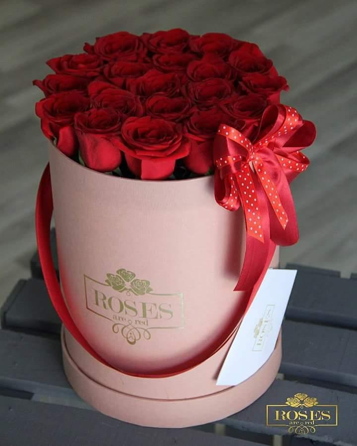صورة صور باقات ورد حمراء , أحلى هدية رومانسية تفرح القلب