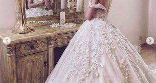 فستان ليلة العمر لازم ميبقاش عادي , صور فساتين زفافا