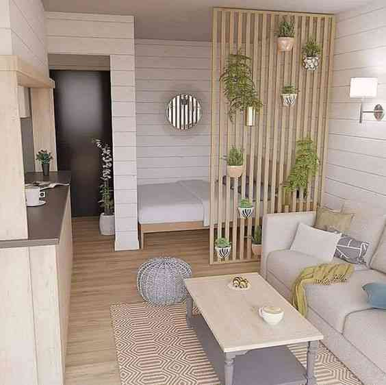 صورة تصميمه هايل جدا , ديكور بيت صغير المساحة