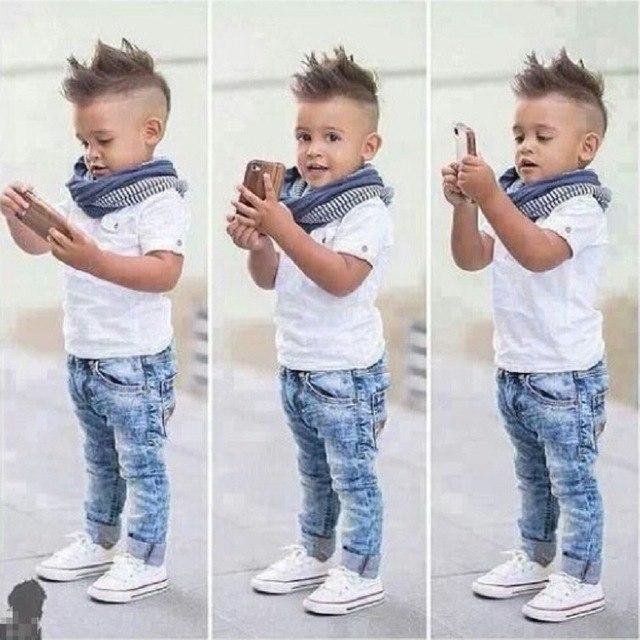 صورة ملابس اطفال ولادي للعيد 223 2