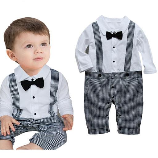 صورة ملابس اطفال ولادي للعيد 223 4