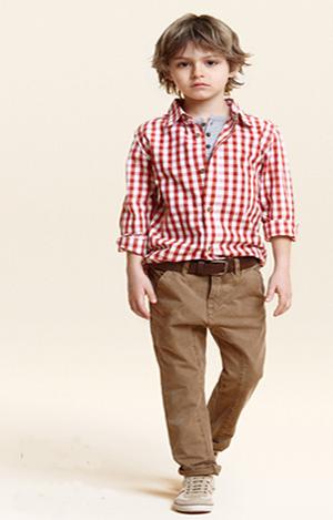 صورة ملابس اطفال ولادي للعيد 223