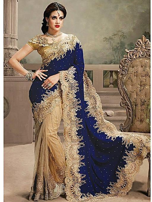 صورة ساري هندي 2019،اجمل الملابس التقليديه بالهند 6227